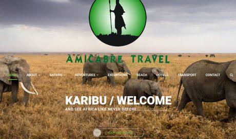 Client: Amicabre Travel