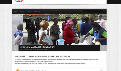 Client: Chaplain Margaret Fondation