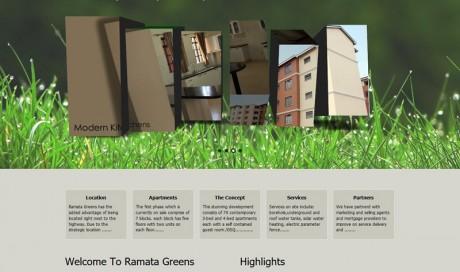 Client: Ramata Greens